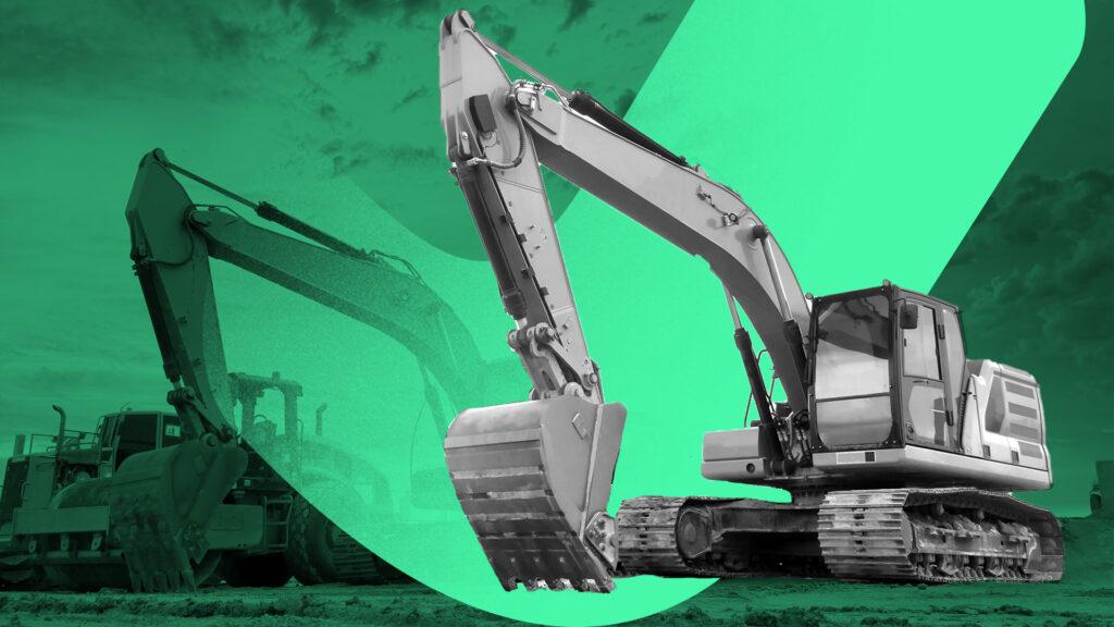 arrendamiento de maquinaria de construcción