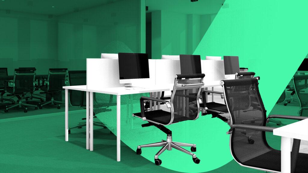 arrendamiento de mobiliario de oficina